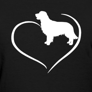 Great Pyrenees Heart Tee - Women's T-Shirt