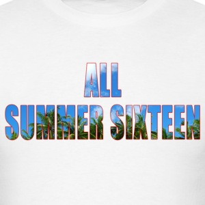 Summer Sixteen - Men's T-Shirt