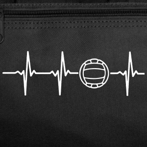 MY HEART BEATS FOR VOLLEYBALL! Sportswear - Duffel Bag