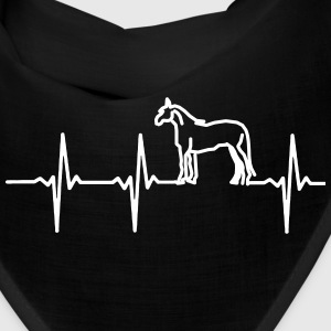 MY HEART BEAT FOR HORSES! Caps - Bandana