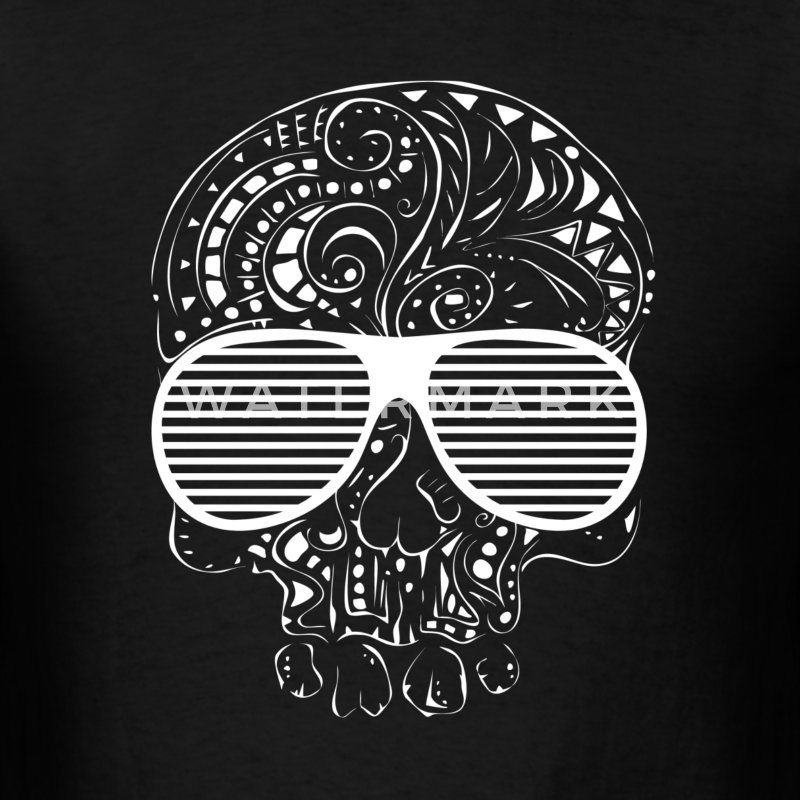 Limited Edition Skull Men´s T-Shirt - Men's T-Shirt