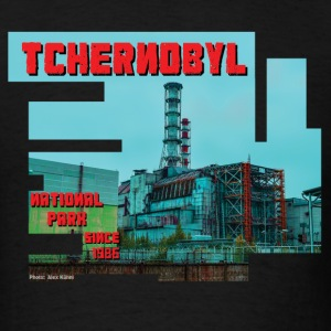 Tchernobyl National Park T-Shirts - Men's T-Shirt