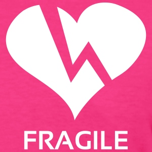 Fragile Heart Women's T-Shirts - Women's T-Shirt