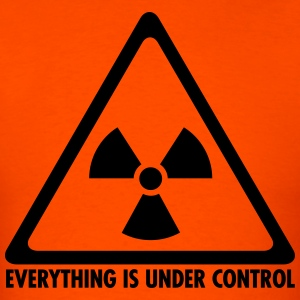 Radioactive Control T-Shirts - Men's T-Shirt