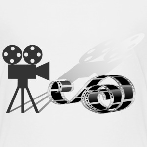Film strip and film camera Baby & Toddler Shirts - Toddler Premium T-Shirt