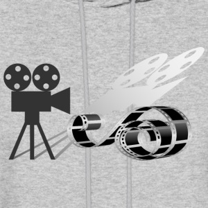 Film strip and film camera Hoodies - Men's Hoodie