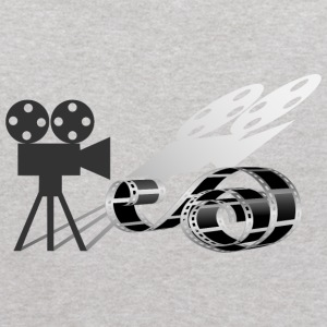 Film strip and film camera Sweatshirts - Kids' Hoodie