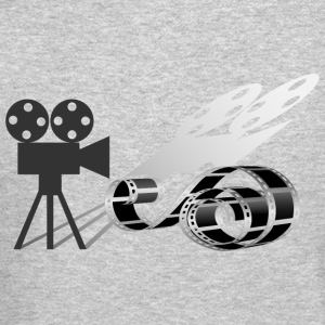Film strip and film camera Long Sleeve Shirts - Crewneck Sweatshirt