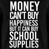 Design ~ Addicted to School Supplies | Men's