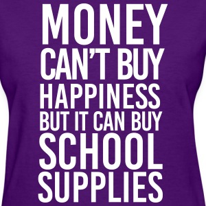 School Supplies Addict T-Shirts - Women's T-Shirt