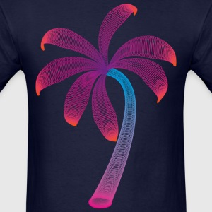 palm T-Shirts - Men's T-Shirt