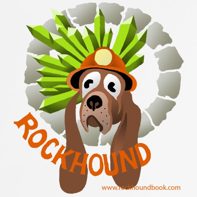 Rockhound Mouse Pad