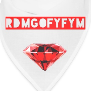 Red Diamond Music Group Slogan Bandana - Bandana