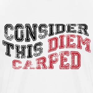 Diem Carped  T-Shirts - Men's Premium T-Shirt