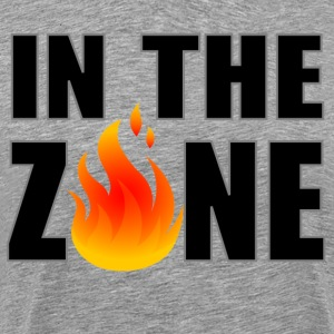 Mens In The Zone Tee - Men's Premium T-Shirt