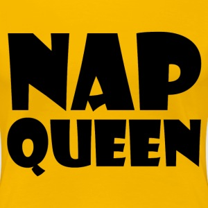 NAP QUEEN - Women's Premium T-Shirt