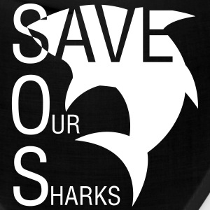 Save Our Sharks Caps - Bandana