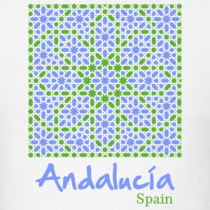 Andalusian Tiles 7 T-Shirts - Men's T-Shirt