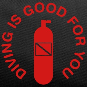 Diving Is Good For You Sportswear - Duffel Bag