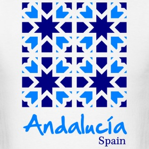Andalusian Tiles 6 T-Shirts - Men's T-Shirt