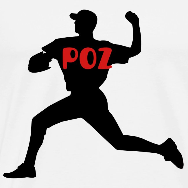 Poz Pitcher Men's Premium Tee