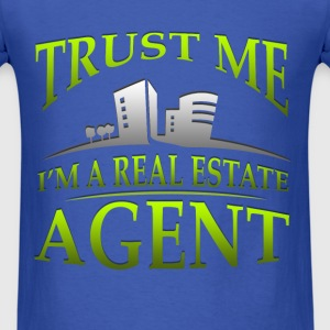 Jobs - Real Estate Agent - Men's T-Shirt