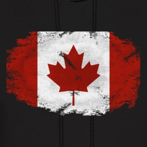 Maple Leaf- Canadian Flag Hoodies - Men's Hoodie