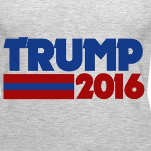 Trump 2016 - Women's Premium Tank Top