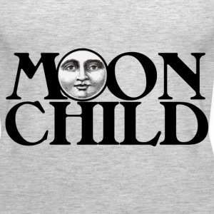MoonChild Moon Child cancer zodiac - Women's Premium Tank Top
