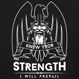Viking Strength White Women's T-Shirts - Women's T-Shirt
