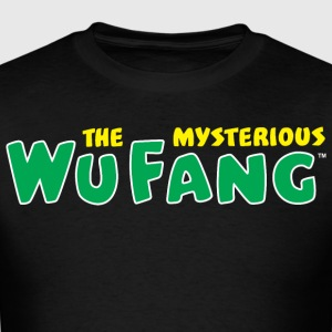 The Mysterious Wu Fang - Men's T-Shirt