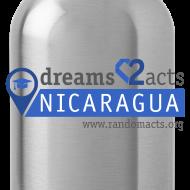 Design ~ D2A: Nicaragua - Water Bottle
