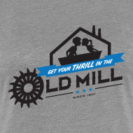 Design ~ Old Mill Women's T-Shirt