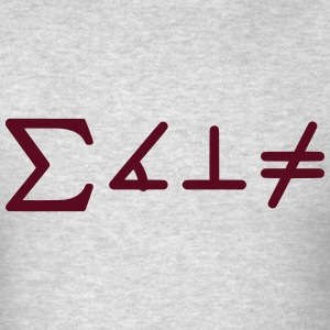 Math - Men's T-Shirt