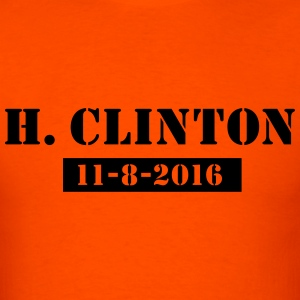 Clinton for Prison 2 - Men's T-Shirt