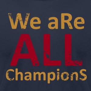 Champions T-Shirts - Men's T-Shirt by American Apparel