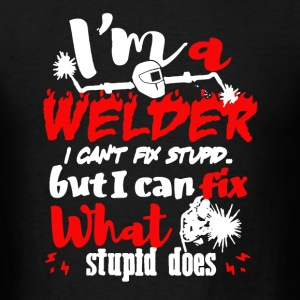 Welder Shirt - Men's T-Shirt