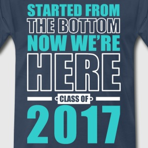 Class of 2017 Graduations T-Shirts - Men's Premium T-Shirt