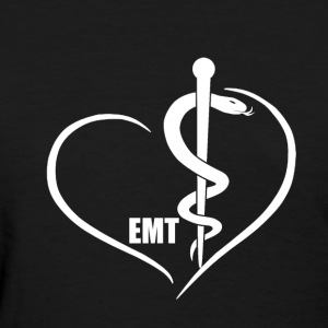 EMT Heart Shirt - Women's T-Shirt