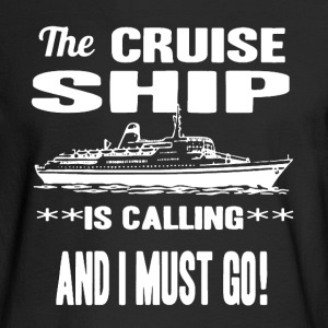 Cruise Ship Shirt - Men's Long Sleeve T-Shirt