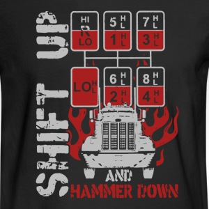 Hammer Shirt - Men's Long Sleeve T-Shirt