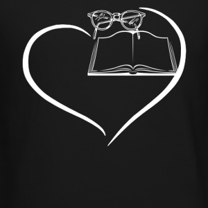 Retired Teacher Heart Tee - Crewneck Sweatshirt