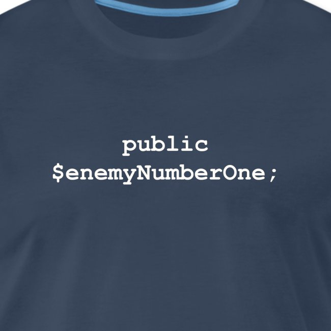 PHP - Public Enemy Number One