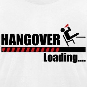 Hangover T-Shirts - Men's T-Shirt by American Apparel