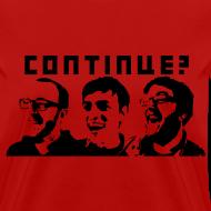 Design ~ Continue Crew Red (Women's)