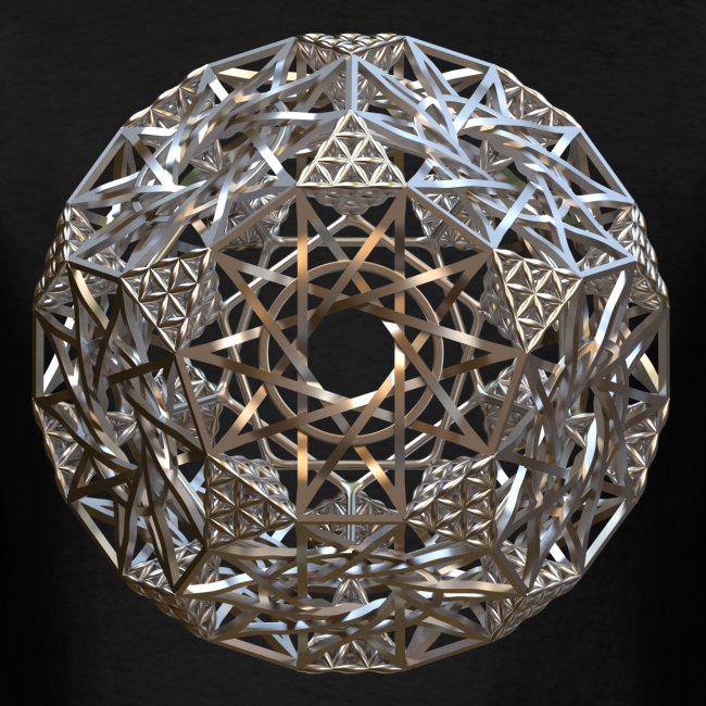 Truncated Hyper Dodecahedron Au