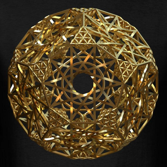 Truncated Hyper Dodecahedron Ag