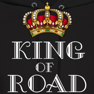King of road Hoodies - Men's Hoodie