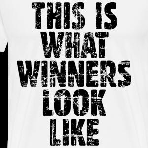 This is what winners look like (Vintage Black)