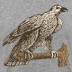 Fatty eagle art T-Shirts - Men's Premium T-Shirt